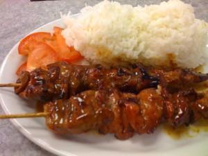 deshi food